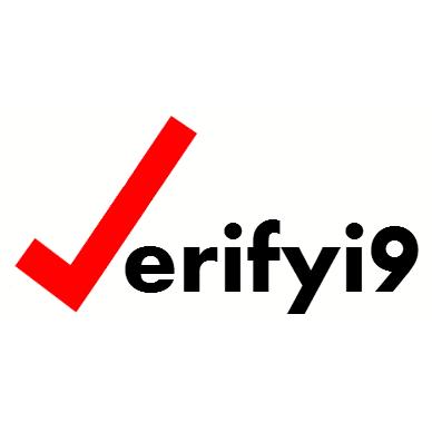 Verifyi Red Check Logo Square